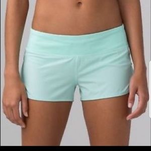 Lululemon speed shorts 2.5